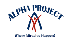 Alpha Project Where Miracles Happen Logo