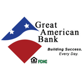 Great American Bank Logo