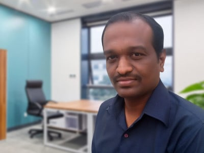 Lingeswaran Paramasivam, Network Engineer